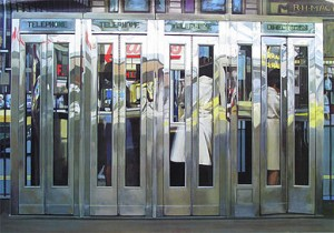 Richard Estes Photorealism