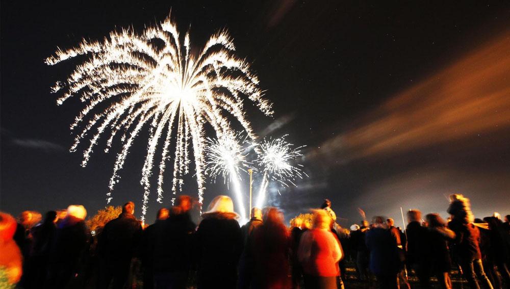 Celebrate Bonfire Night Safely